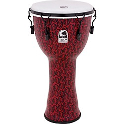 toca Freestyle II Mechanically-Tuned Djembe (TF2DM-14GMB)