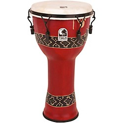 toca Mechanically Tuned Djembe with Extended Rim (SFDMX-12RP)