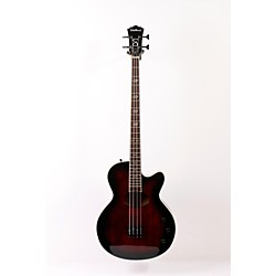washburn AB40SH Stu Hamm Acoustic-Electric Bass (USED005024 AB40SHBCBK)