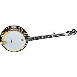 washburn B17 Sunburst 5-String Banjo w/case (B17K)