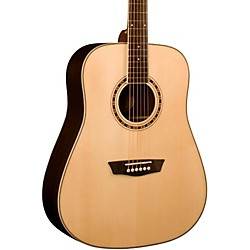 washburn WD 20S Dreadnought Acoustic Guitar (USED004000 WD20S)