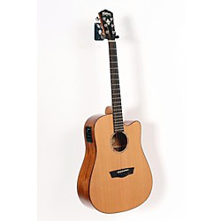 washburn WD160SWCE Solid Wood Acoustic Electric Guitar (USED005005 WD160SWCE)