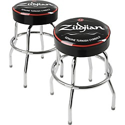 zildjian 24 Inch Bar Stool 2-Pack (KIT788923)
