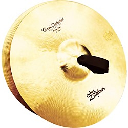 zildjian A Classic Orchestral Medium Heavy Crash Cymbal (A0753)