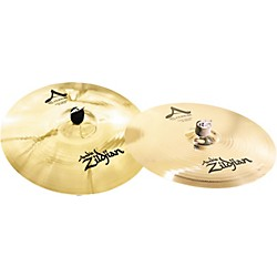 "zildjian A Custom 16""/18"" Fast Crash Pack Cymbals (Kit-445421)"