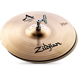 zildjian A Custom Hi-Hat Pair (A20510)