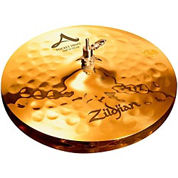 zildjian A Series Pocket Hi-Hat Pair (A0144)