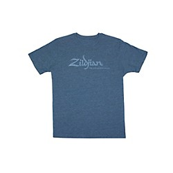 zildjian Heathered Blue T-Shirt (T6744)
