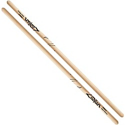 zildjian Hickory Series Wood Timbale Sticks (TBWN)