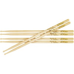 zildjian Ronald Bruner, Jr. Artist Series Drumsticks, 3-Pack (KIT869290)