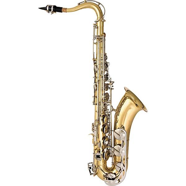 Yellow brass Tenor saxophone crook