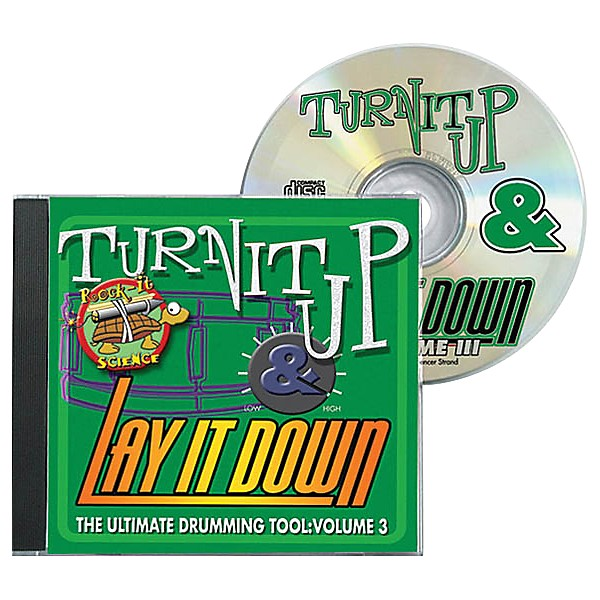 Drum Fun Inc Turn It Up And Lay It Down, Volume 3