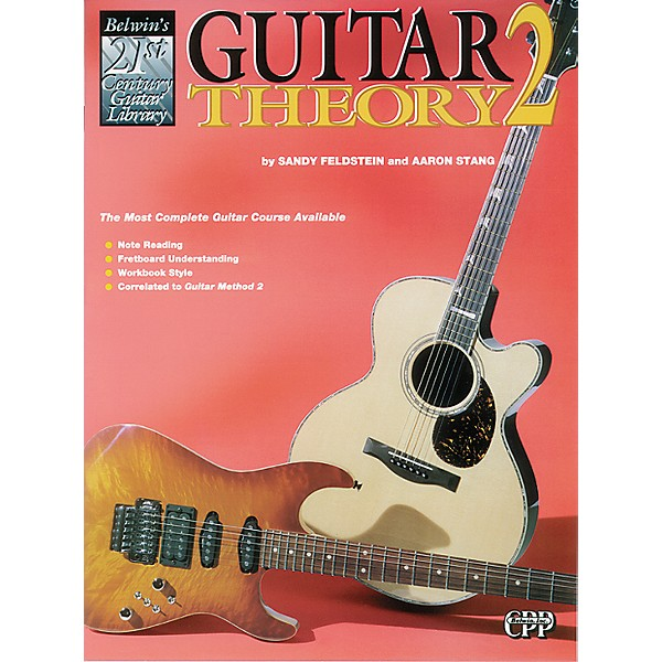 Guitar Music Theory Book