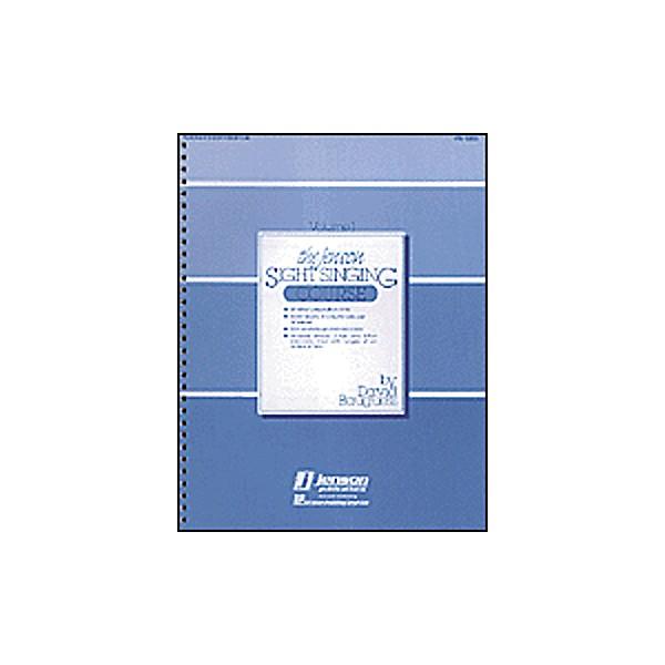 Hal Leonard The Jenson Sight Singing Course (Vol  I)