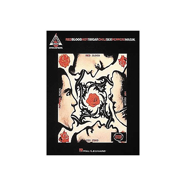 Hal Leonard Red Hot Chili Peppers Guitar Blood Sugar Sex Magik