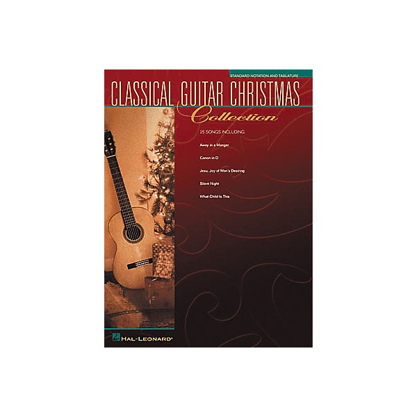 Christmas/Holiday Music for the Classical Guitar