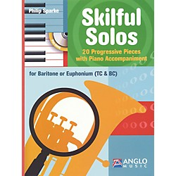 Skilful Solos for Clarinet Sheet Music Book with CD 20 Progressive Pieces