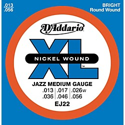 .038 Giannini Nickel Round Wound Electric Guitar Strings .008