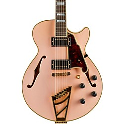 d angelico deluxe series limited edition ss semi hollow electric