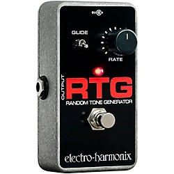 electro harmonix rtg random tone generator guitar effects pedal music arts. Black Bedroom Furniture Sets. Home Design Ideas