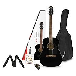 Fender Acoustic Guitar Value Packages | Music & Arts