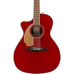 40346a2f3 Fender California Newport Player Left-Handed Acoustic-Electric Guitar
