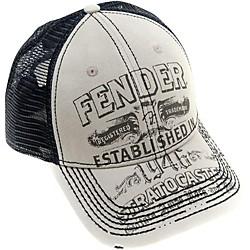 1e9f23dcb81 Fender Strat Trucker Hat