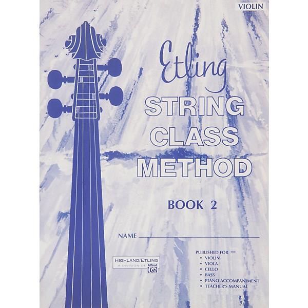 Alfred Intermediate String Techniques Violin