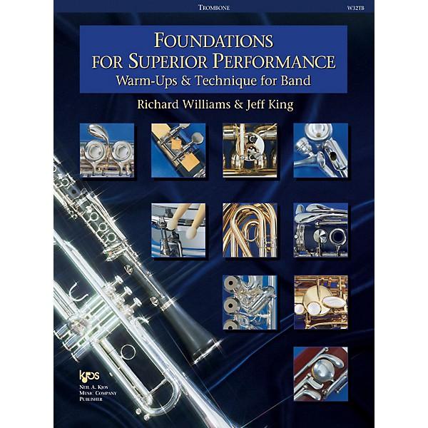 KJOS Foundations for Superior Performance Trombone