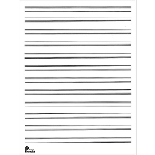 It's just a picture of Lively Music Staff Paper Printable