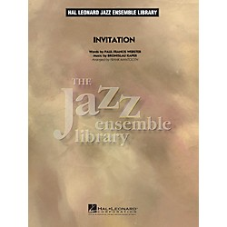 Hal Leonard Invitation Jazz Band Level 4 Arranged by Frank Mantooth