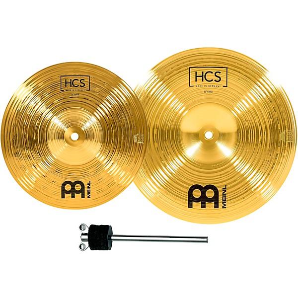Effects Stack Cymbals : meinl hcs fx splash and china cymbal effect stack with free stacker music arts ~ Russianpoet.info Haus und Dekorationen