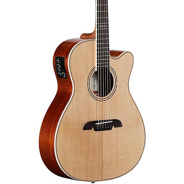 alvarez afh600ceshb om folk cutaway acoustic electric guitar music arts. Black Bedroom Furniture Sets. Home Design Ideas