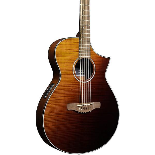 Ibanez Aewc32fm Thinline Acoustic Electric Guitar