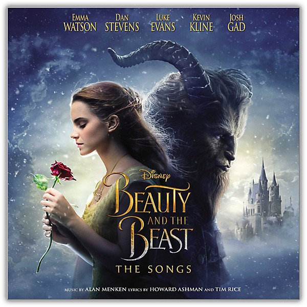 Universal Music Group Various Artists Beauty And The Beast: The Songs  [LP][Blue]
