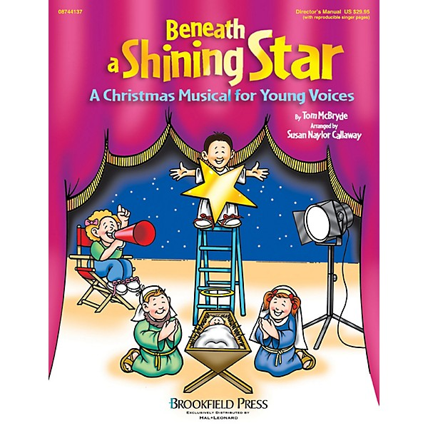 Brookfield Beneath a Shining Star Preview Pak Composed by Susan Naylor  Callaway