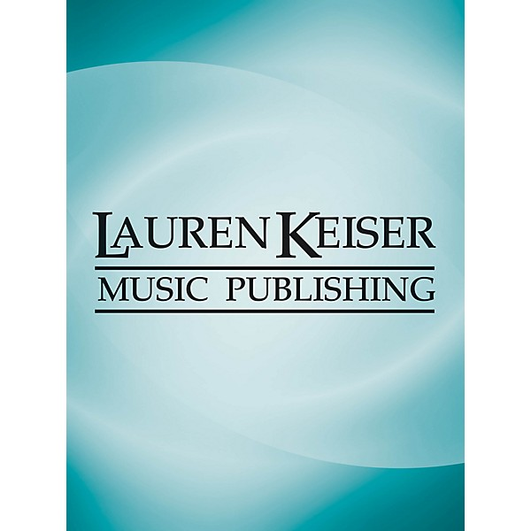 Lauren Keiser Music Publishing Licks (Double Bass Trio) LKM Music Series  Composed by Jonathan D  Kramer