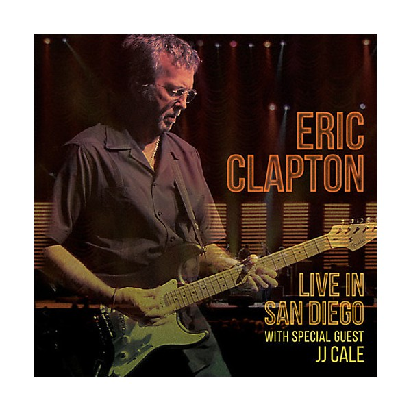 Alliance Eric Clapton Live In San Diego With Special