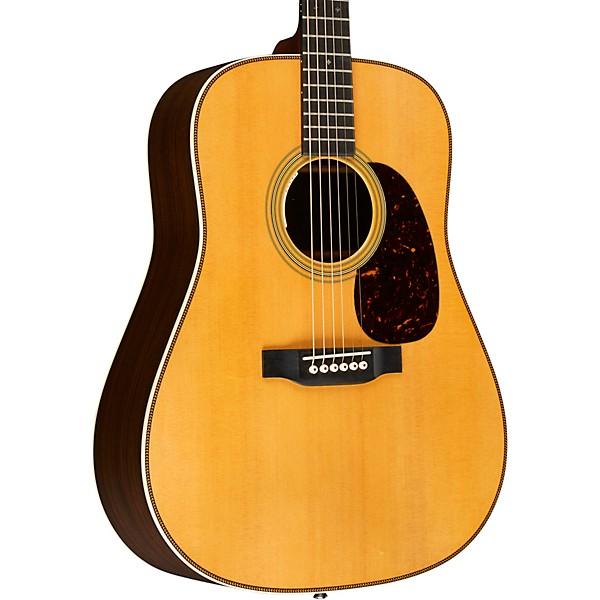 Martin Hd 28e Z Standard Dreadnought Acoustic Electric Guitar Music Arts