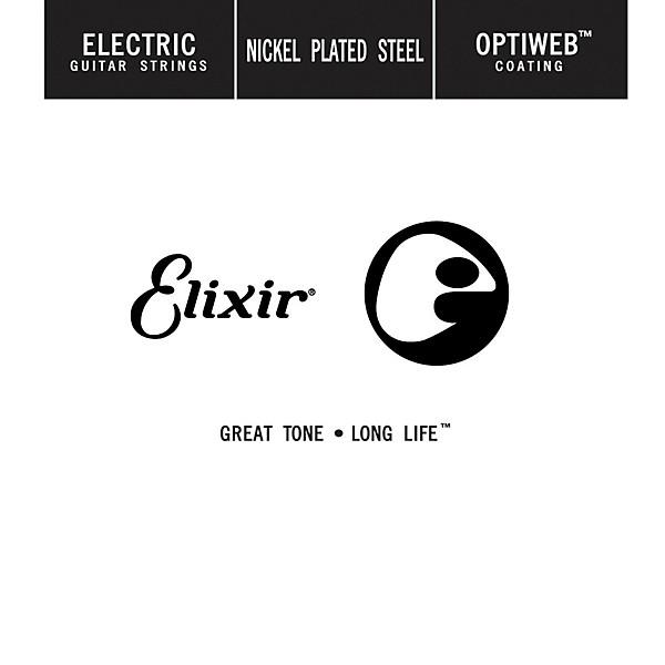 elixir single electric guitar string with optiweb coating 054 music arts. Black Bedroom Furniture Sets. Home Design Ideas