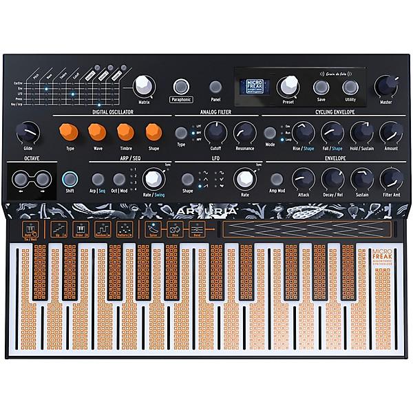 arturia microfreak hybrid synthesizer music arts. Black Bedroom Furniture Sets. Home Design Ideas