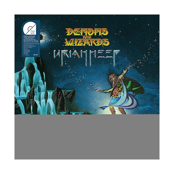 Alliance Uriah Heep Demons Wizards Music Arts