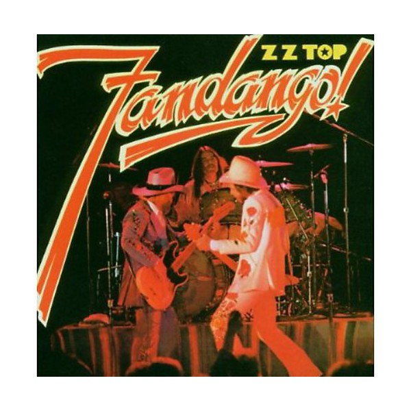 ZZ Top Guitar Tab FANDANGO Lessons on Disc