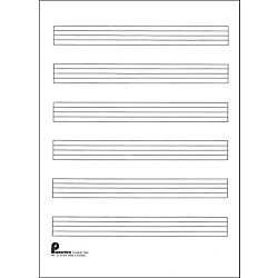 write music on staff paper online Finale notepad music writing software is your free introduction to finale music notation and enter notes by clicking them into the staff or importing midi or.