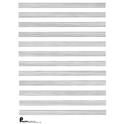 music sales blank staff paper tablature music arts