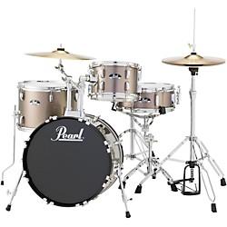 Roadshow 4 Piece Jazz Drum Set Bronze Metallic
