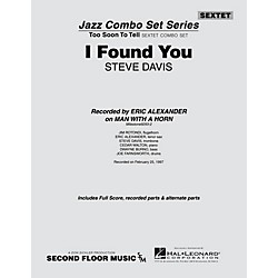 Charming Second Floor Music I Found You (from The ALL FOR ONE Sextet Combo Series)