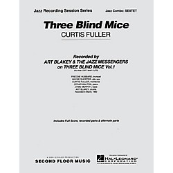 Second Floor Music Three Blind Mice (Sextet) Jazz Band Level 4 5 Composed