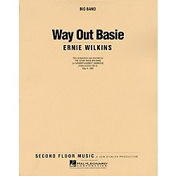 Second Floor Music Way Out Basie (Big Band) Jazz Band Level 4 5