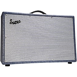 supro 1688t big star 25w 2x12 tube guitar combo amp music arts. Black Bedroom Furniture Sets. Home Design Ideas
